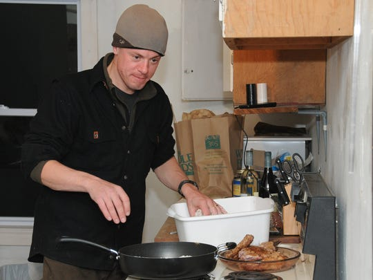 Author and TV host Steven Rinella will be in Madison on April 14 to share his experiences and thoughts as a hunter and wild-game cook.