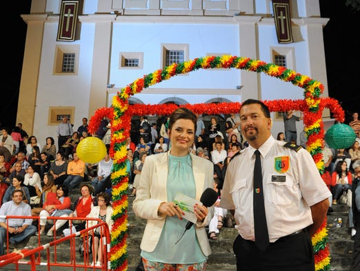 Photos from the Filarmonica Portuguesa de Tulare trip to the Saint Jourjinas Festa last month. The bands plays today at Zumwalt Park in Tulare.