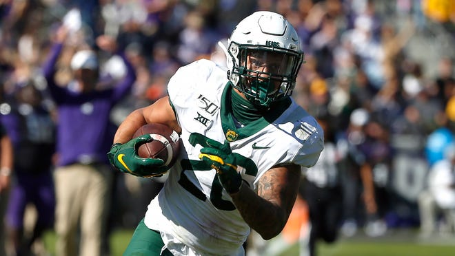 Baylor linebacker Terrel Bernard, who was second-team All-Big 12 last year and the conference leader in tackles per game this year, will undergo shoulder surgery and miss the rest of the season. Baylor coach Dave Aranda announced the development Monday. Texas Tech hosts the Bears on Saturday.