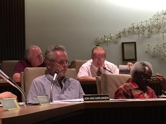 Mansfield city council pic