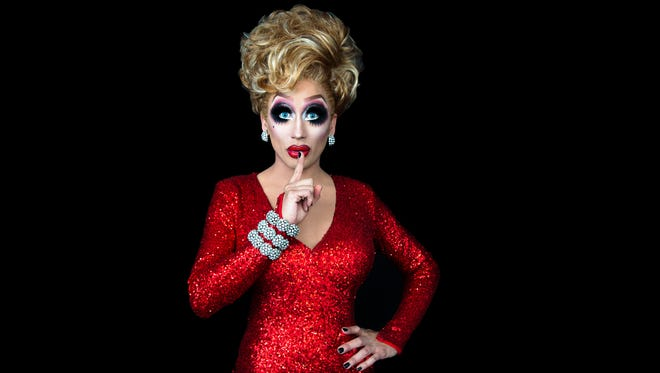 """Bianca Del Rio's """"Rolodex of Hate"""" stand-up special is now available through Vimeo."""