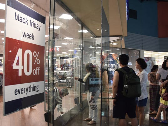 Nov 22, · Typhoon or not, many Guam shoppers are determined to join the Black Friday shopping frenzy. Here's the scene at 5 p.m. Thursday at the Micronesia Mall as shoppers rush into Macy's.