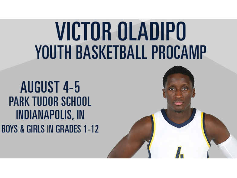Learn and interact with Victor Oladpio. Win a registration for the two-day camp. Enter 7/12-7/22.