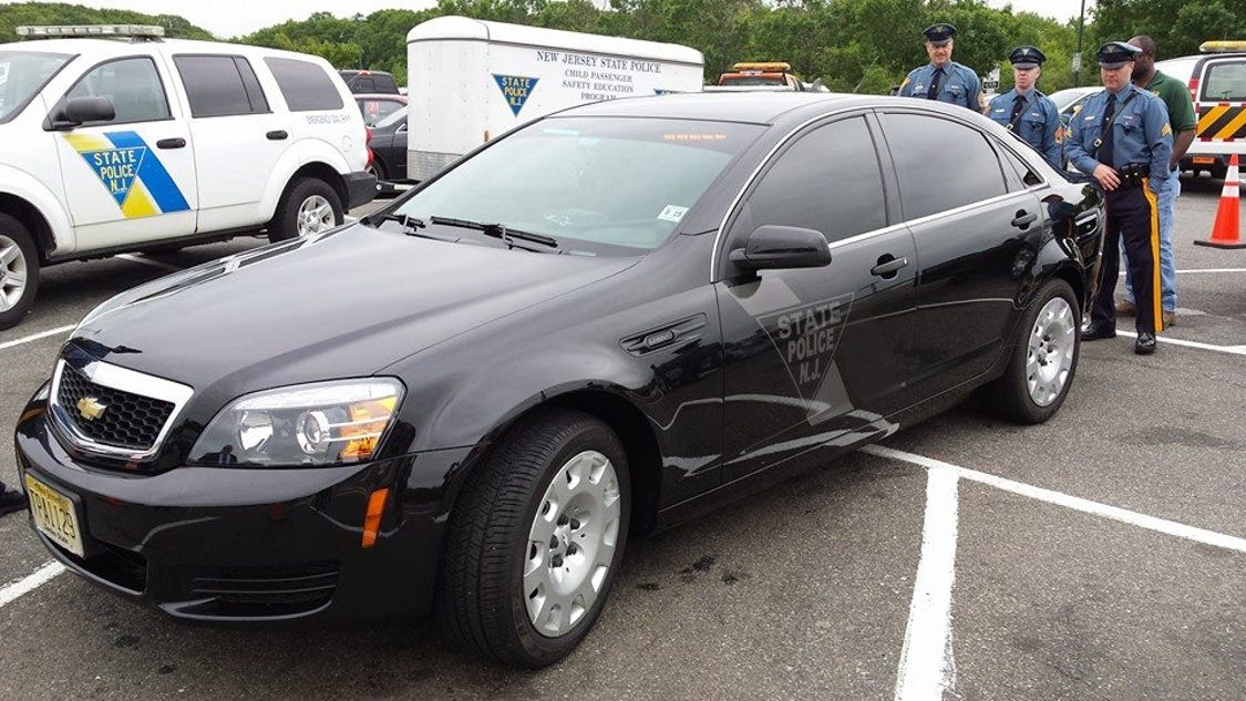 Ghost Car May Haunt Jersey Drivers
