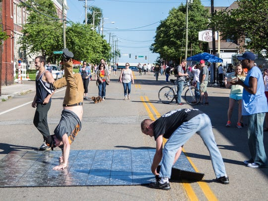 Knoxville, Tennessee, held an Open Streets event this past May. Asheville will  host its first Open Streets event Sept. 18.
