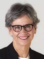 Lee County School Board Chair Cathleen Morgan