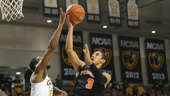 Devin Cannady is the Tigers' leading returning scorer.
