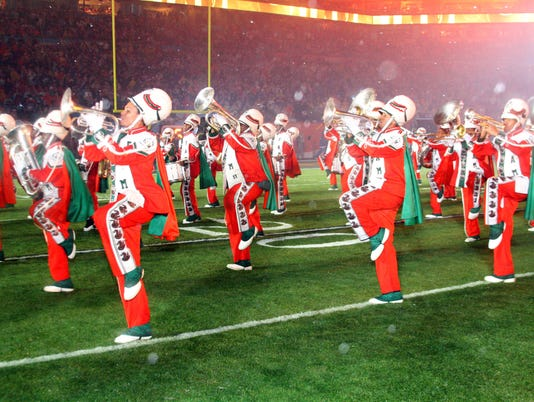 Marching 100 Super Bowl