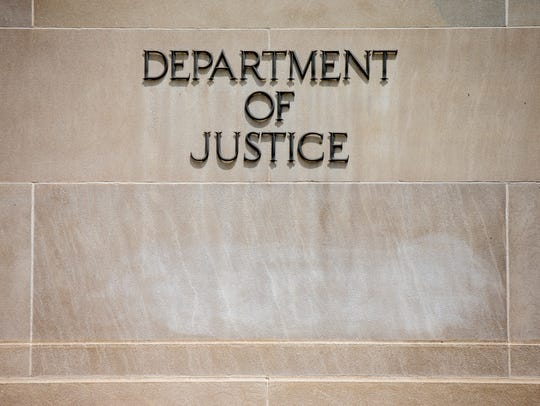 The Robert F. Kennedy Department of Justice Building