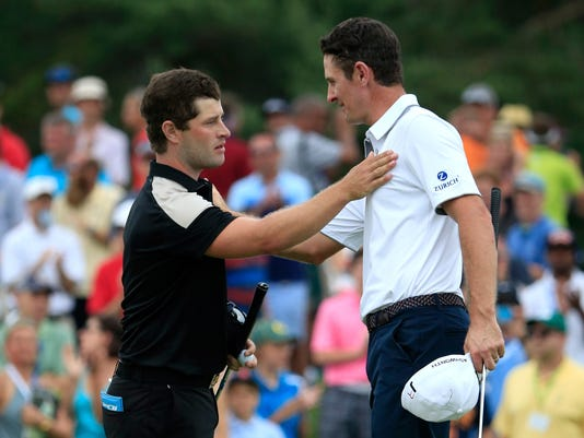 The Memorial Tournament Presented By Nationwide - Round Four