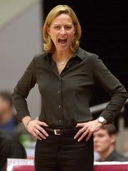 Former Portland State coach Sherri Murrell was previously