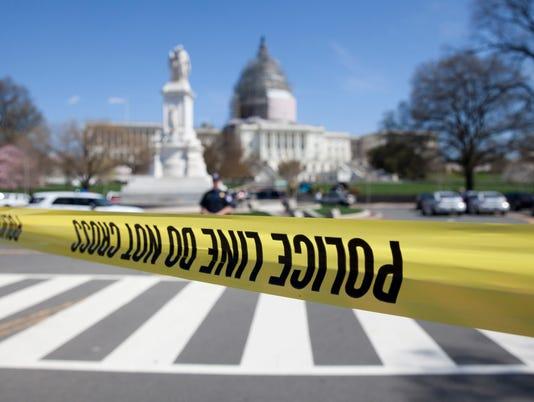 AP CAPITOL SHOOTING A USA DC