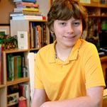 Luke Brust, 13, of Hattiesburg has lent a hand to a variety of causes.