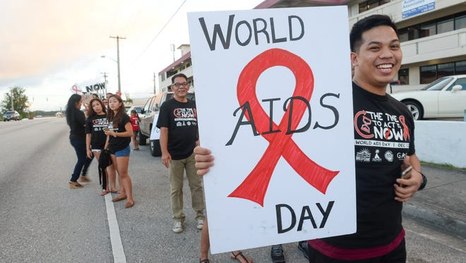 To markWorld AIDS Day, an event will be held Dec. 1 at the Chamorro Village in Hagåtña.