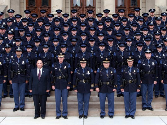 128th trooper class