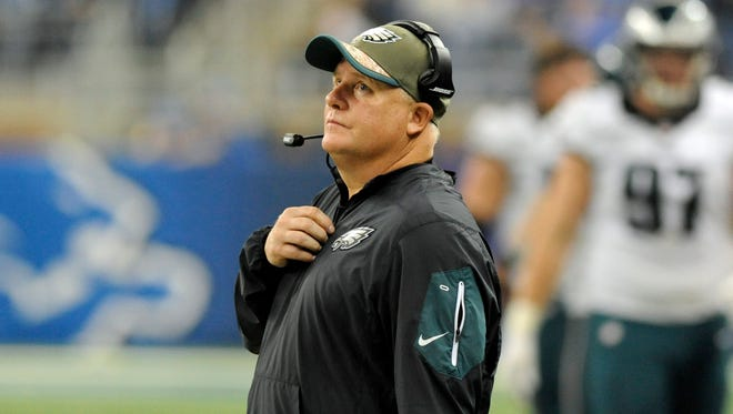 Chip Kelly denies he talked with Southern Cal about it head coaching position.