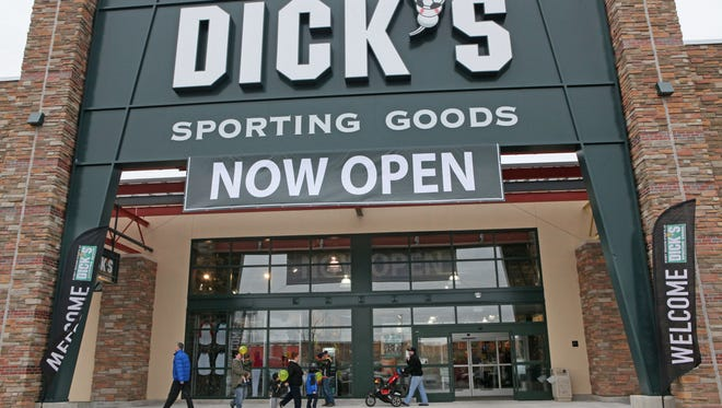 Dick's Sporting Goods wants to open a new store in Greenfield.