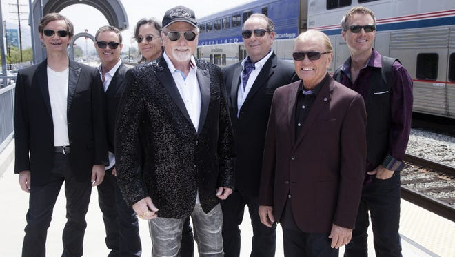 The Beach Boys will perform March 3 at the Thousand Oaks Civic Arts Plaza.