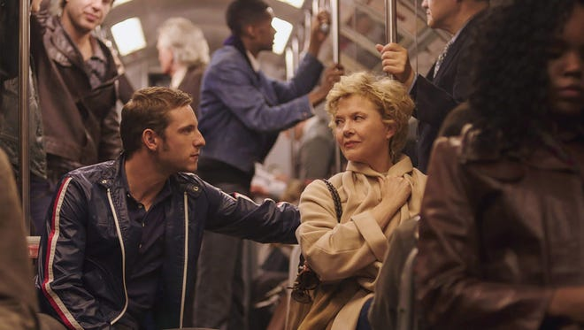 "Jamie Bell and Annette Bening star in ""Film Stars Don't Die in Liverpool."""