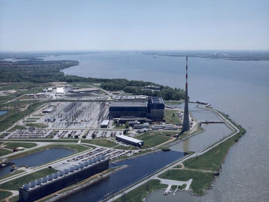 TVA's Browns Ferry nuclear plant in Athens, Alabama.