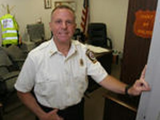 Spring Valley Police Chief Paul Modica