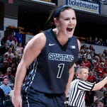 Metro & state: Michigan St. women's basketball topples Oakland, 81-74