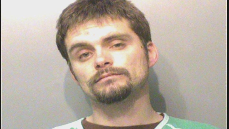 Alexander Brunker, 26, of Des Moines, was arrested
