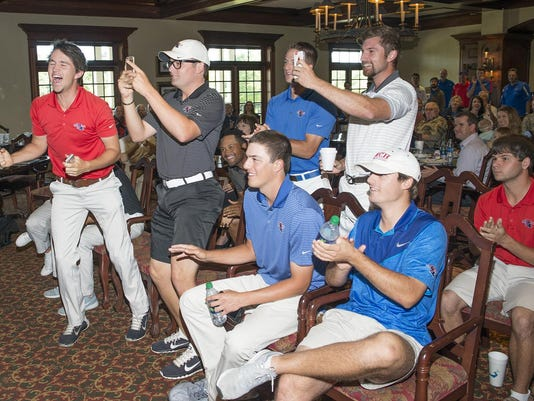 2016 NCAA Golf Championship Selection Show