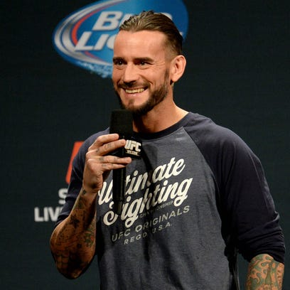 Former WWE star Phil CM Punk Brooks hopes to make his UFC debut after he recovers from back surgery.