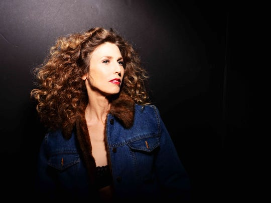 Sophie B. Hawkins plays Tim McLoone's Supper Club in Asbury Park on July 21.