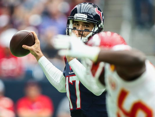 NFL: Kansas City Chiefs at Houston Texans
