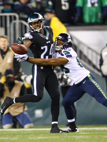 Dec 7, 2014; Philadelphia, PA, USA; Philadelphia Eagles