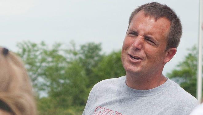 Eric Hess will coach the Brookfield East boys soccer team.