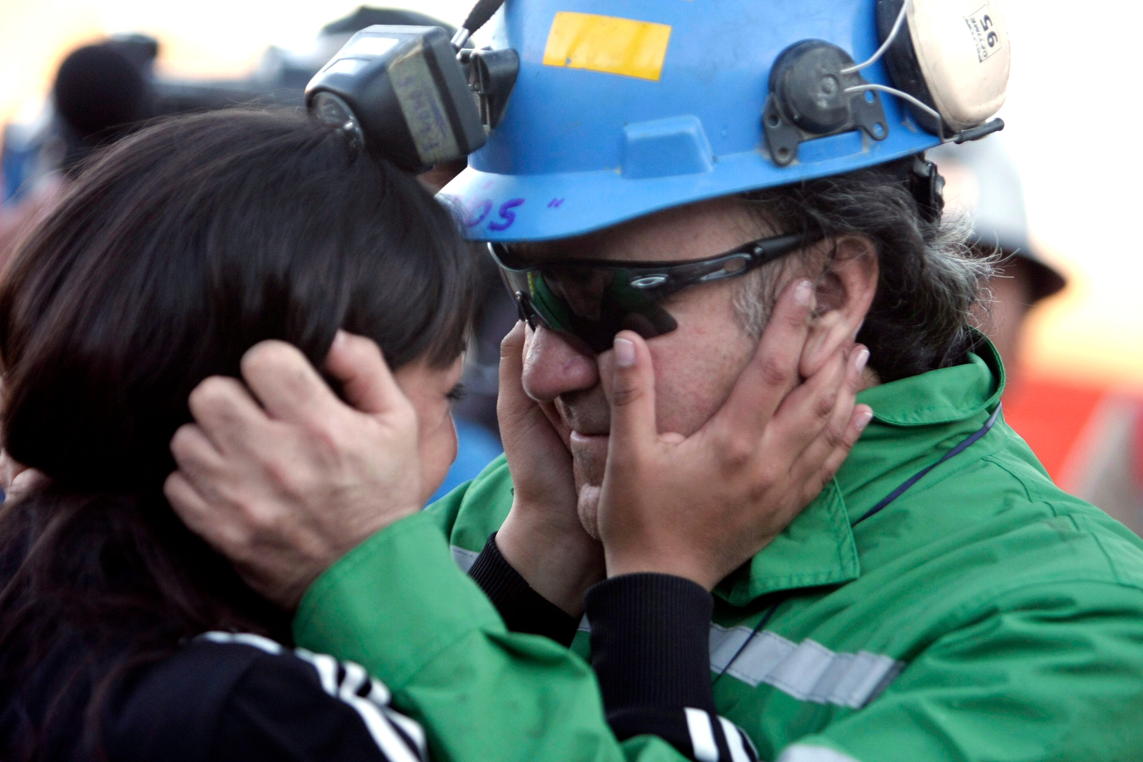 The chilean miner sexual position