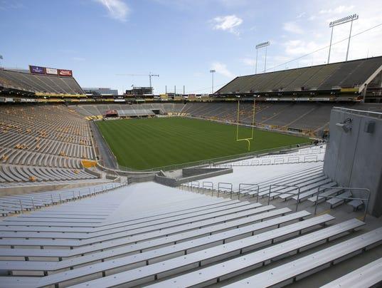 NOW: Sun Devil Stadium