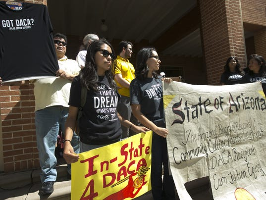 In-state tuition for DACA students