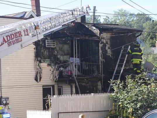 New Rochelle house fire 10-10-17