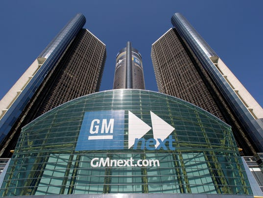 Gm posts strong first quarter profit for General motors corporate office