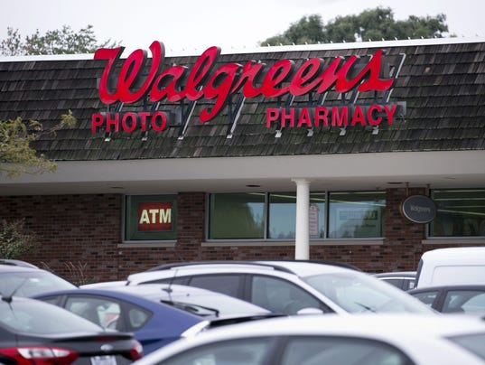 Where can you find the value of stock for Walgreens?