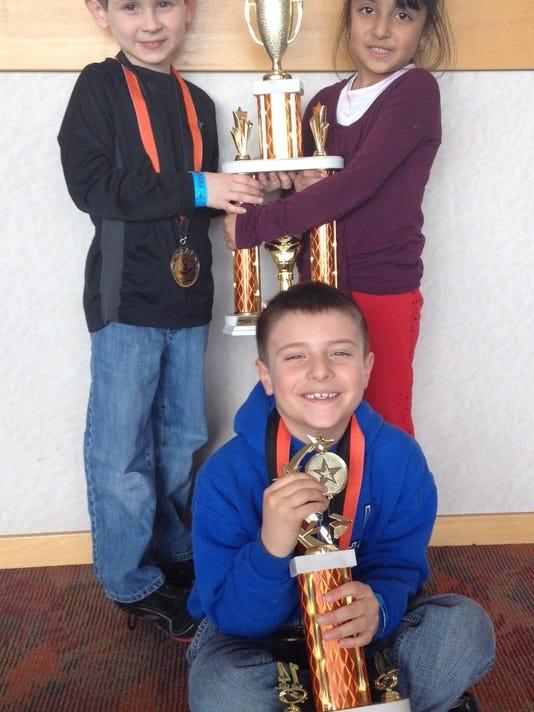 1st grade chess team.JPG