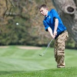 Lakeview's Andrew Walker, the reigning Mr. Golf Award winner for the state of Michigan.