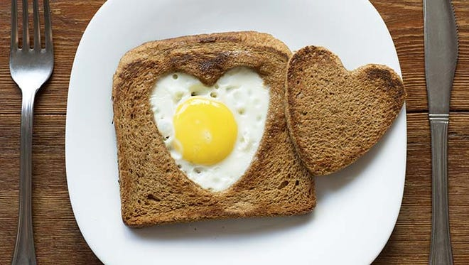 Eating cholesterol-rich foods like eggs, shrimp and salmon isn't the health concern it once was.
