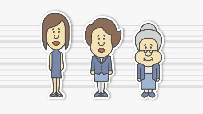 Is grandma getting shorter? We've all seen it, and no, it's not an illusion. People shrink as they age.