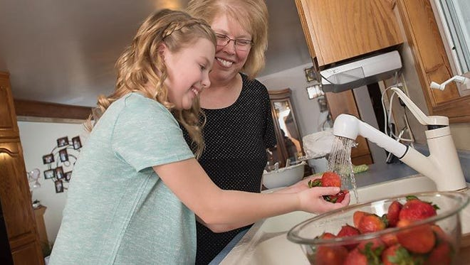 Include children in recipe choices, meal planning and cooking.