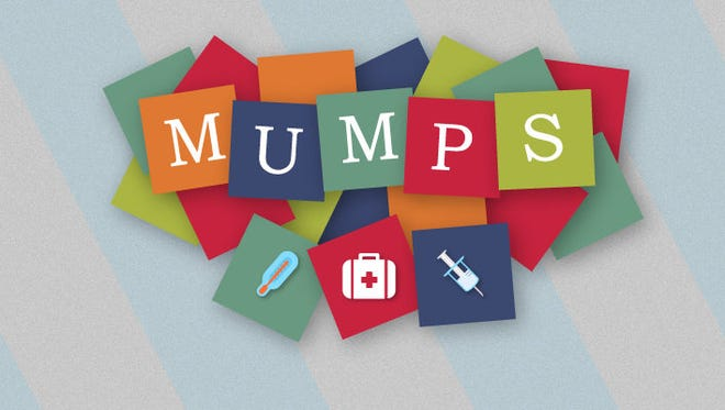 Mumps is preventable through vaccines