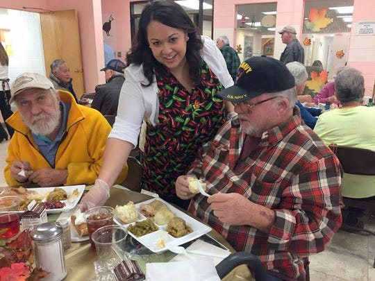 Many will avoid the home-cooking routine on Thanksgiving and enjoy a catered feast provided by well-respected community organizations.