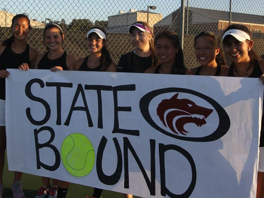 The Chiles girls tennis team beat Niceville 4-3 on Thursday in a regional final to advance to the state tournament for the second straight season.