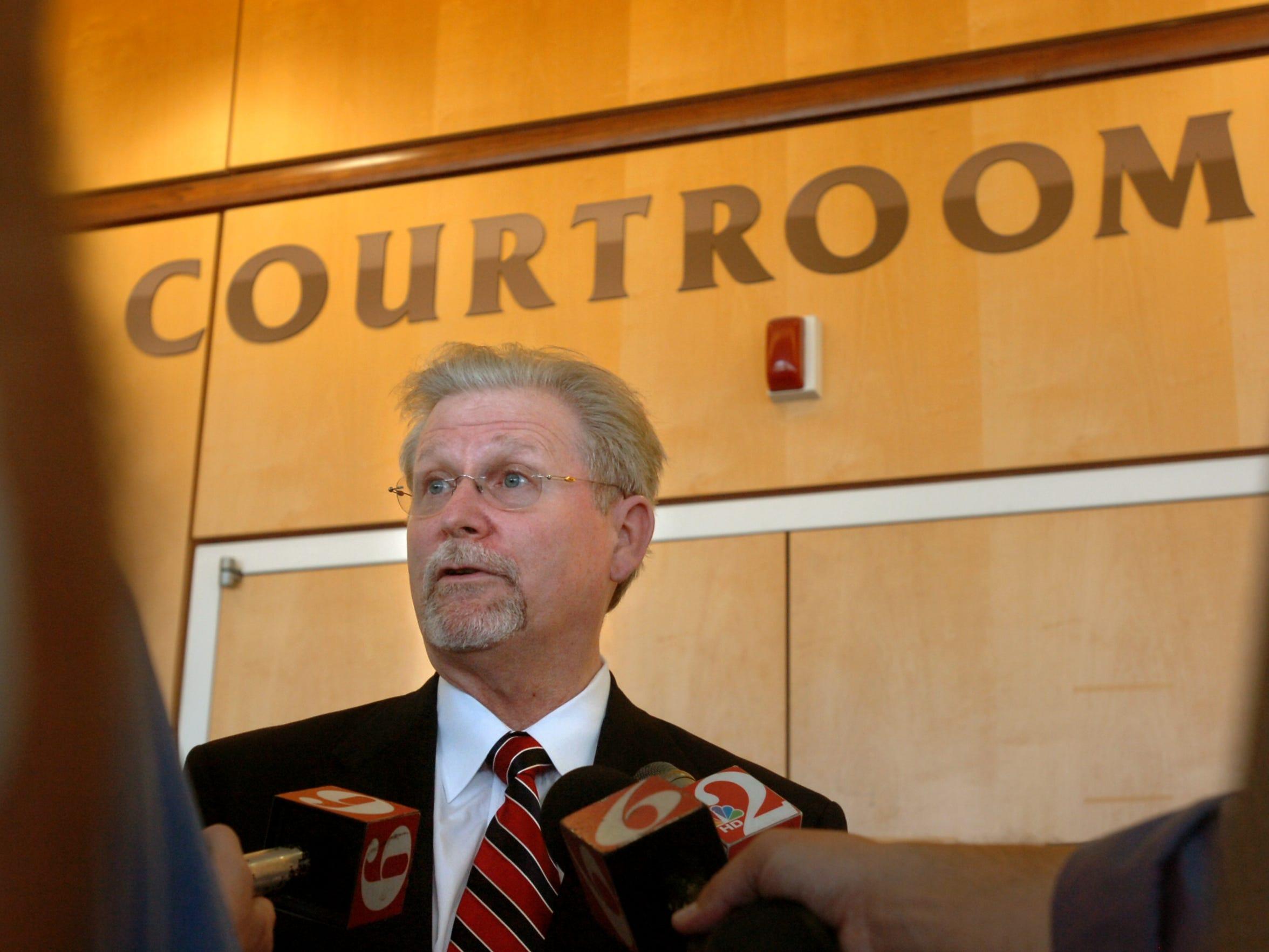 File: Attorney Greg Eisenmenger.