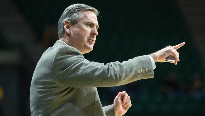 Western Kentucky Hilltoppers head coach Rick Stansbury sees a ton of potential in his rival.