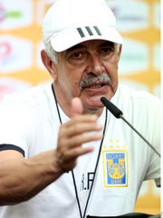 Ricardo 'Tuca' Ferretti, D.T. de Tigres.